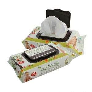 Bambure Bamboo Wipes